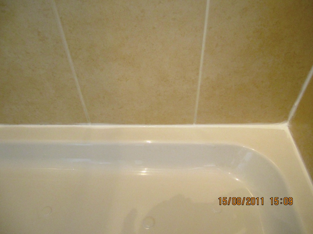 Shower Grout Cleaning Caterham After