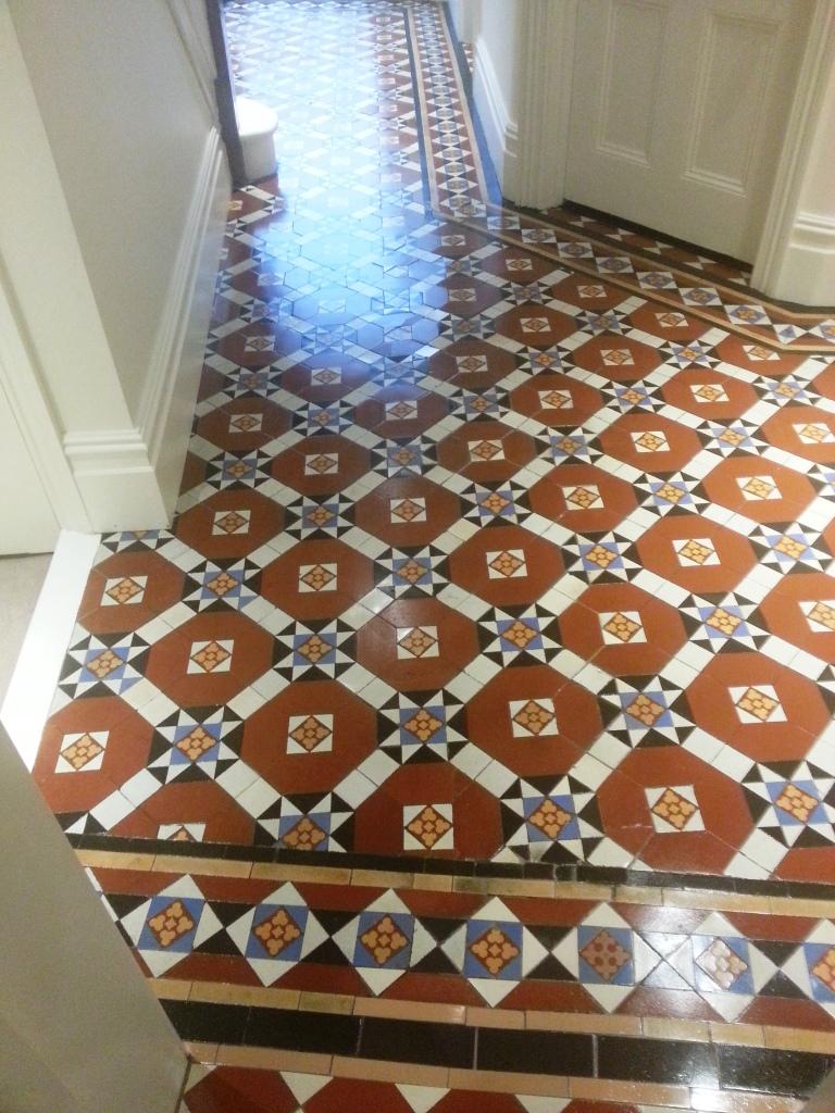 Fulham Victorian Floor After
