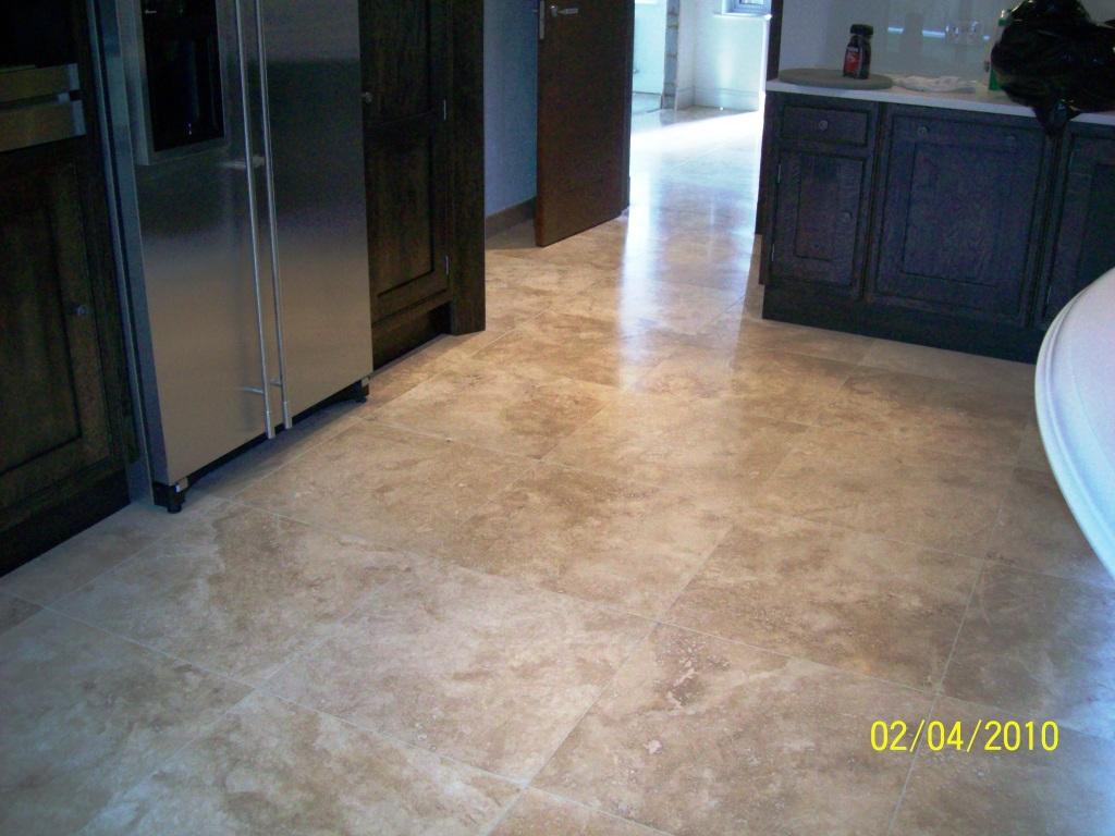 Travertine Floor Beckenham