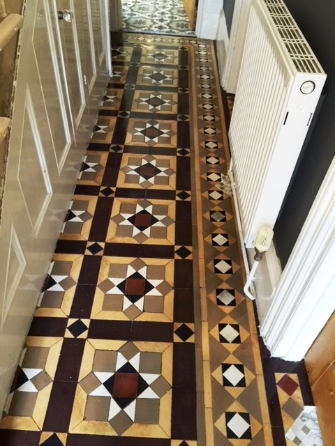 Victorian Floor Putney After Restoration