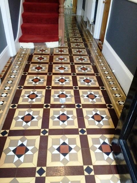 Victorian Floor Putney After Restoration