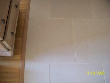 Grout Clean and Seal