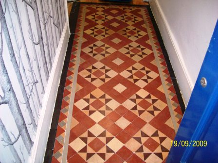 Victorian Floor Fulham After