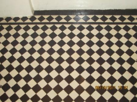 Victorian Floor Wimbledon After Restoration