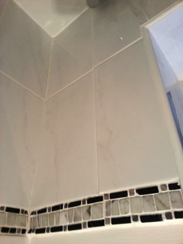Ceramic Tile and Grout After
