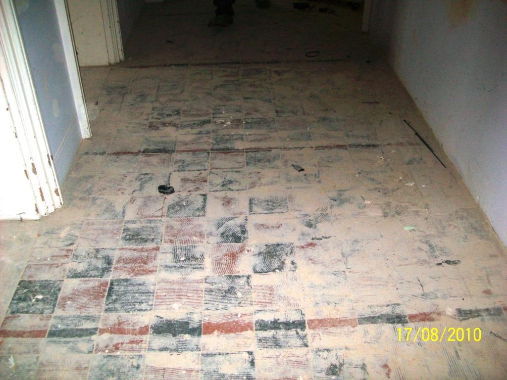 school tile floor texture. Leatherhead Quarry Tiles Before Restoration School Tile Floor Texture