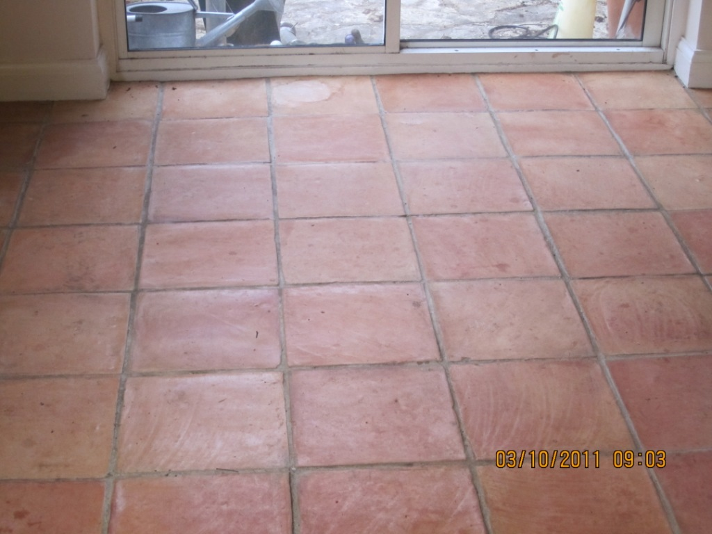 Terracotta Tiles East Surrey Tile Doctor