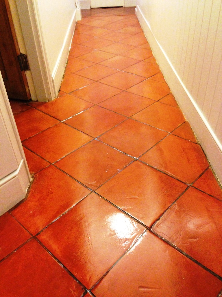 Terracotta Restoration After Photo
