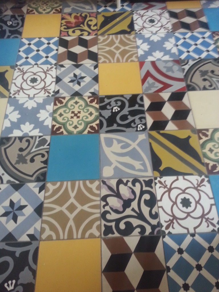 Encaustic Tile Cleaning Encaustic TIle Help And Maintenance - Encaustic vinyl flooring