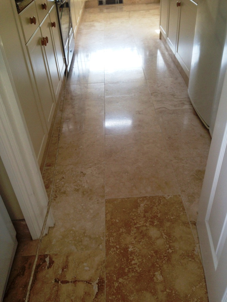 Resolving Travertine Tile Problems Stone Cleaning And