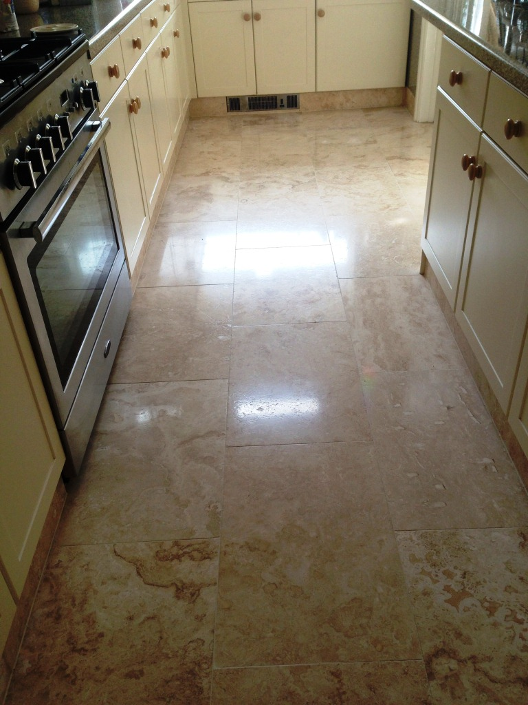 Travertine Mitcham After