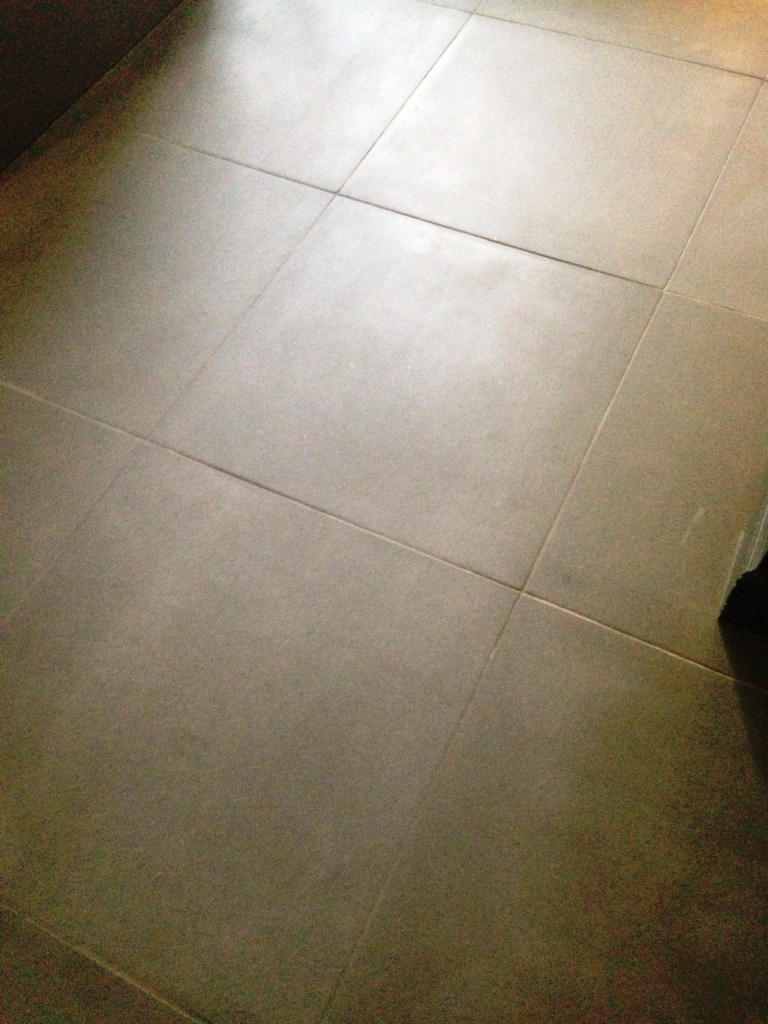 Sandstone Tiles After Cleaning