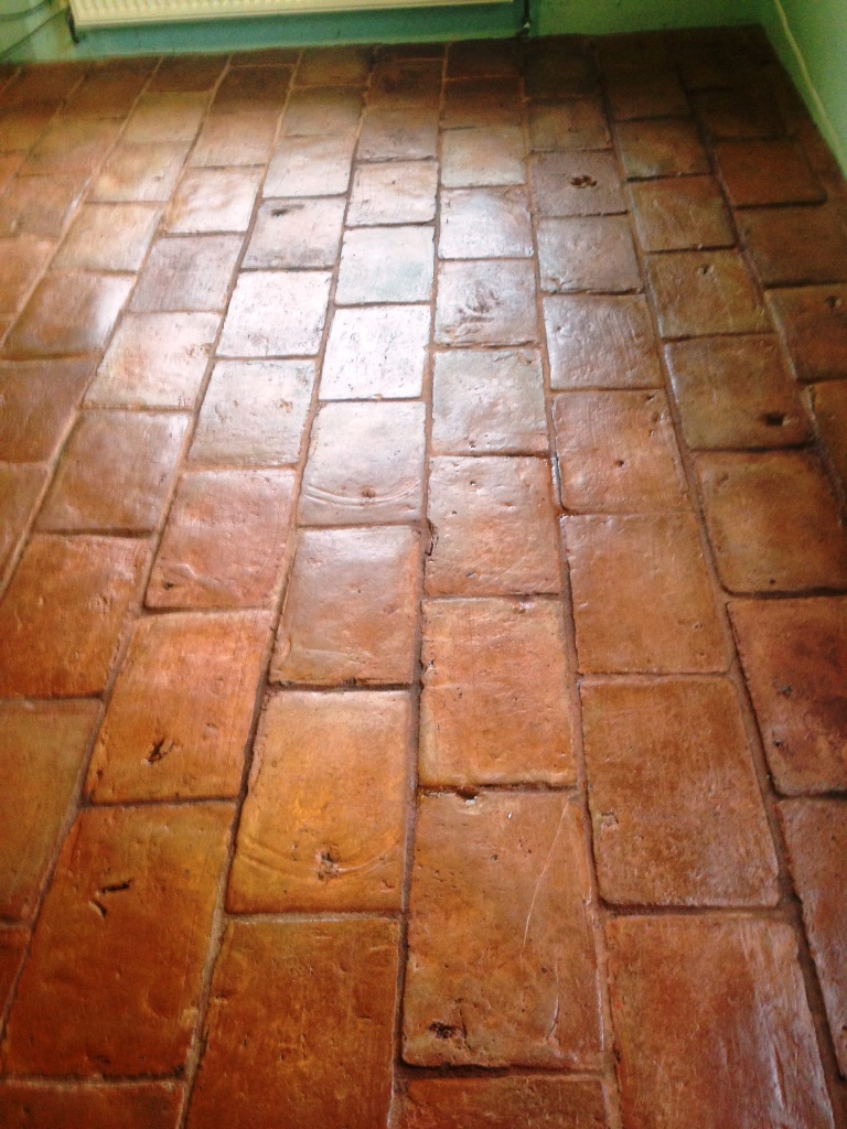 Kitchen Quarry Floor Tiles