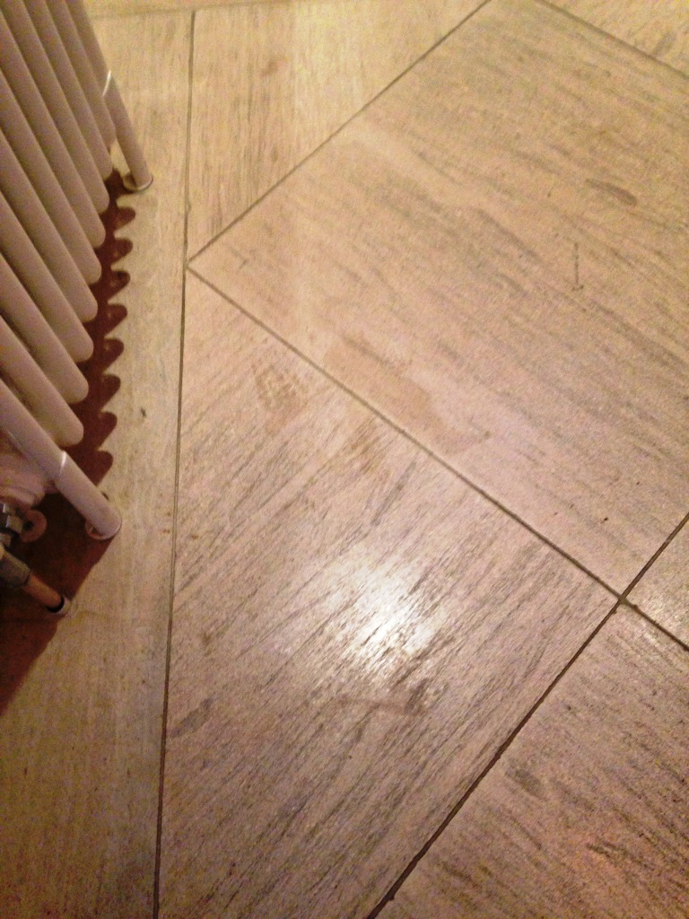 best machine for cleaning tiled floor