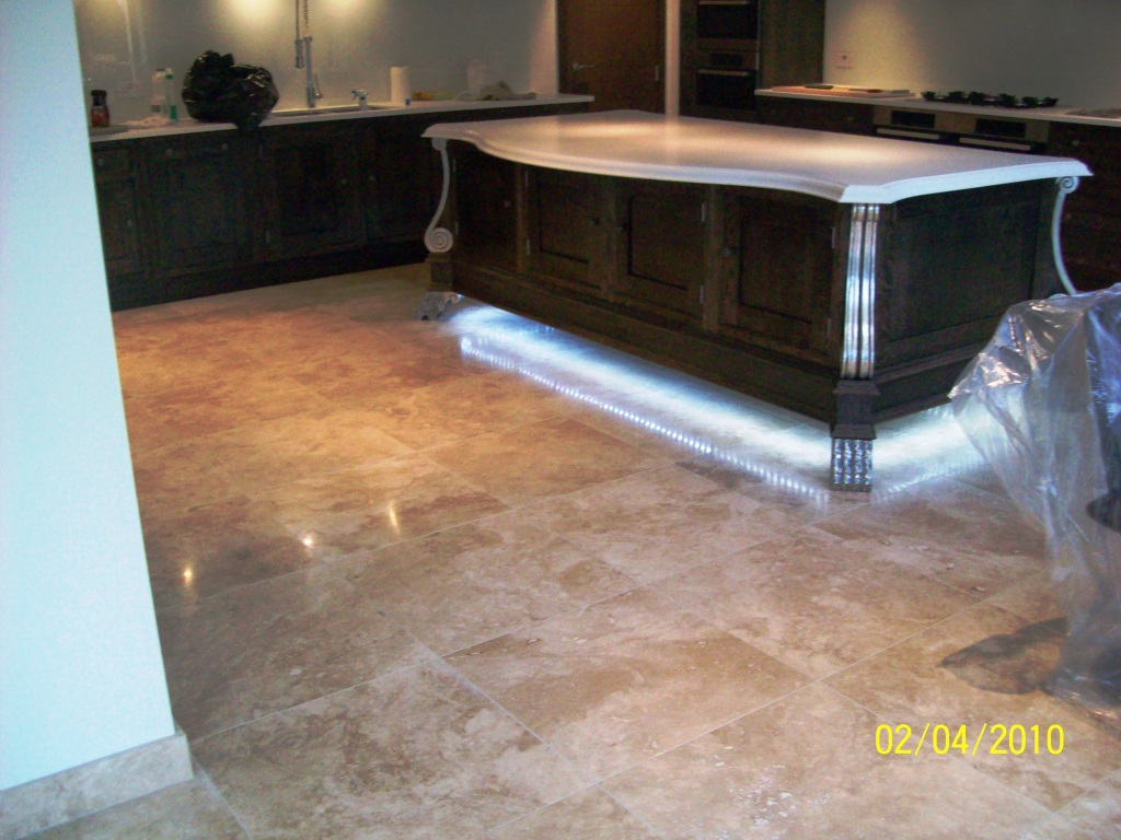 Travertine Floor Beckenham
