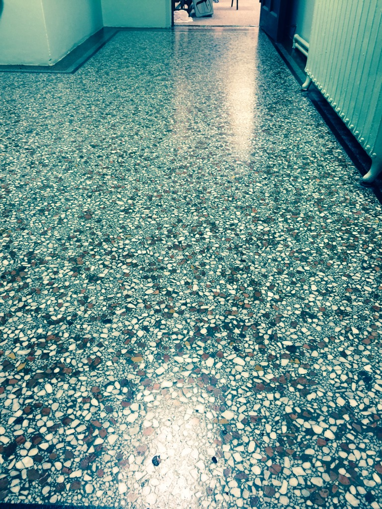 Terrazzo Flooring Redhill Church After